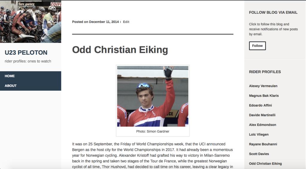 Odd Christian Eiking